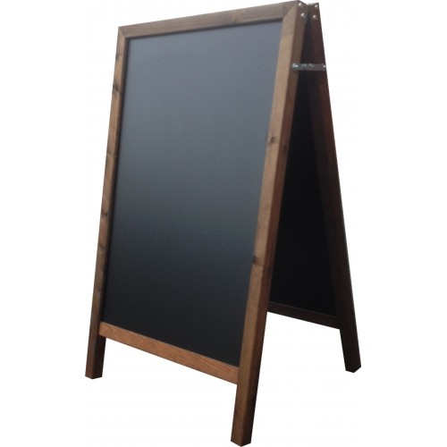 Large square top chalkboard