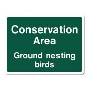 Conservation Signs (4)