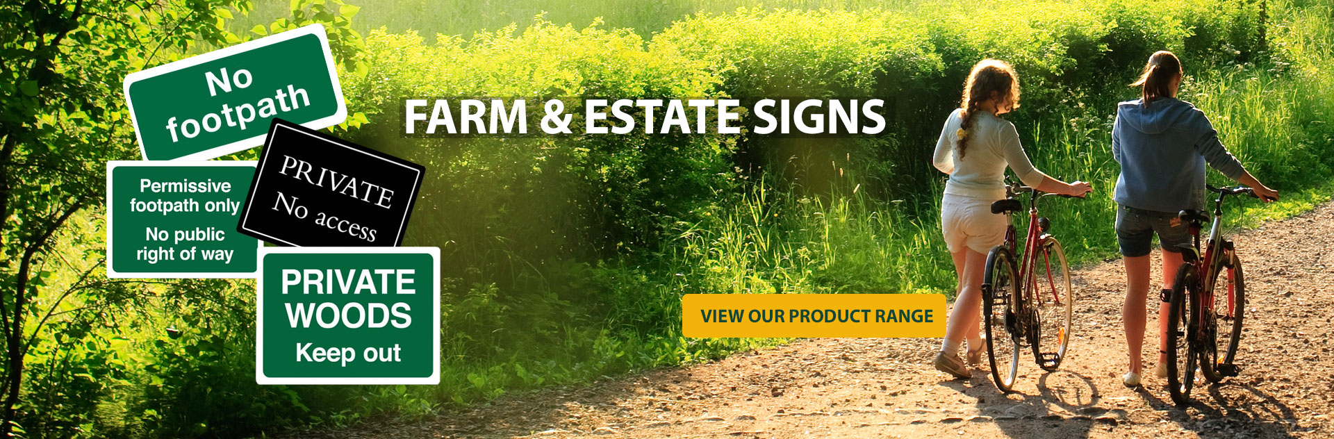 Farm & Estate Signs
