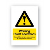 Forestry Signs (17)