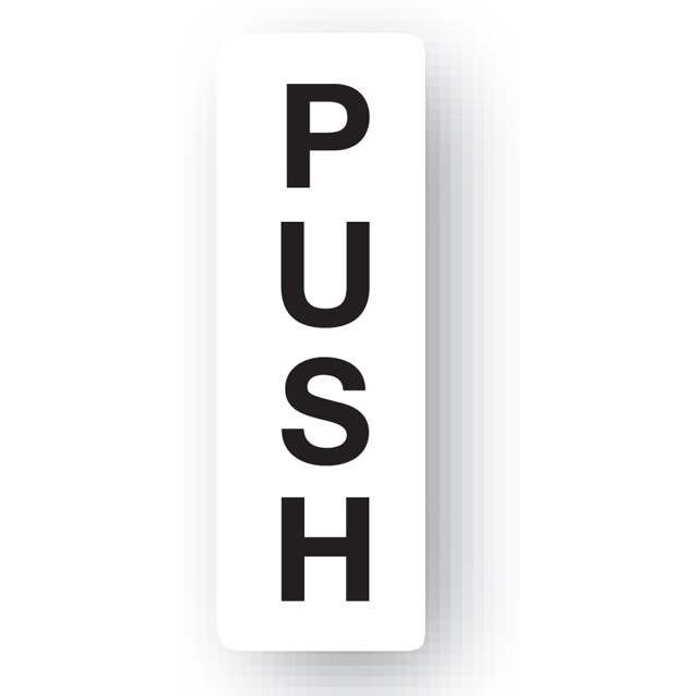 G50zp Push Sign Unique And Amp Affordable Farm Signs