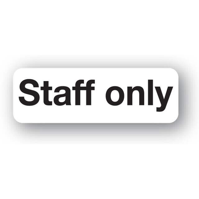 g51fp staff only sign 640x640