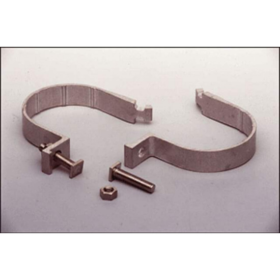 76mm Post Channel Clips
