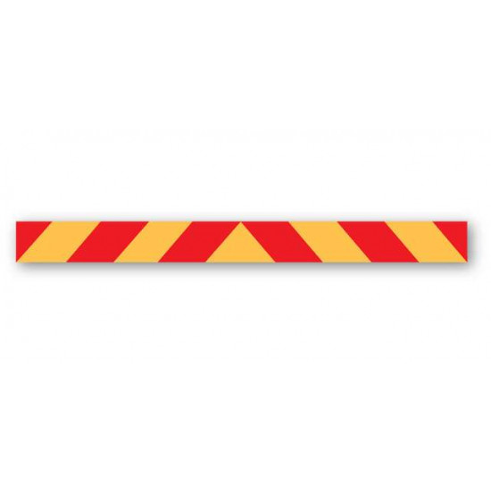Red And Yellow Marker Boards