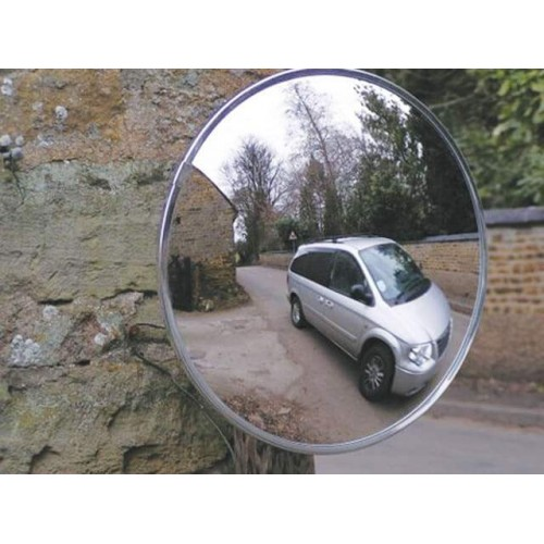 Acrylic Convex Safety Mirror