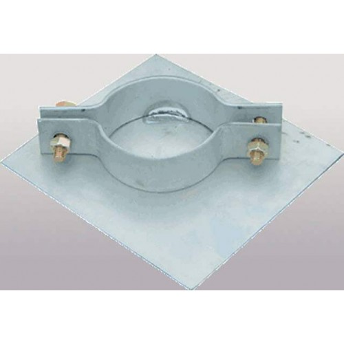 50mm Diameter Post Base Plate