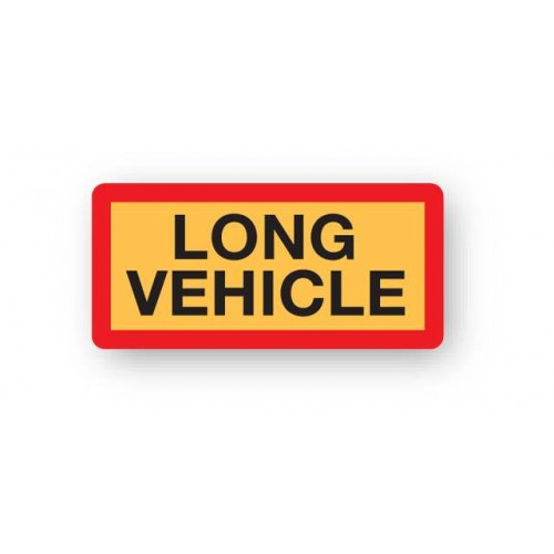 Long Vehicle Marker Board (Pack Of 2)