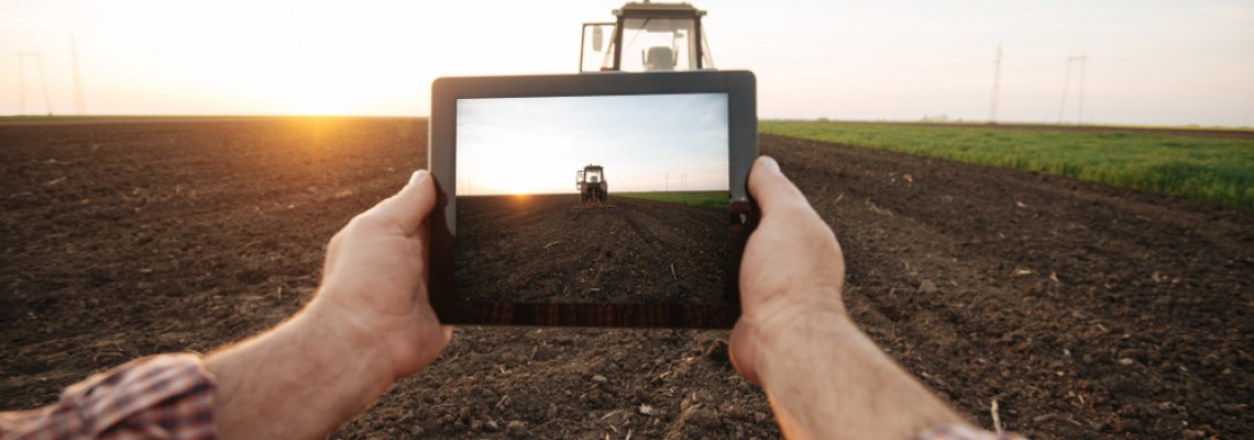 Digital tractors and the future of farming