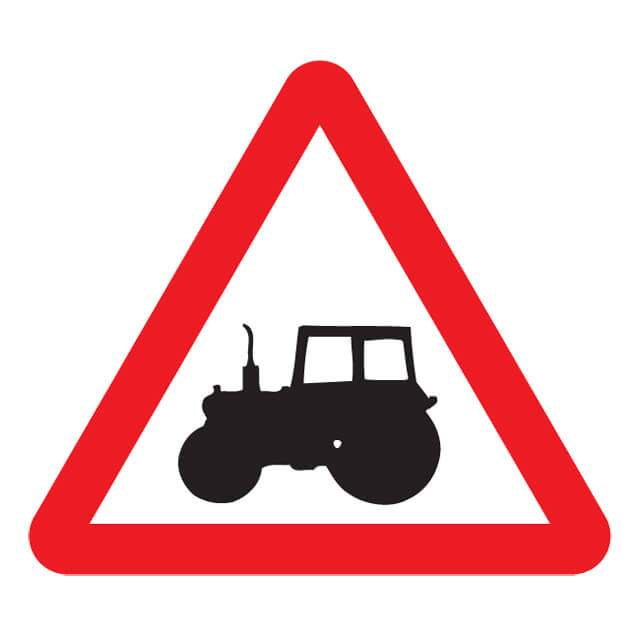 T30ep Tractor Sign